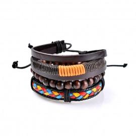"bracelet multicouche ""fun"""