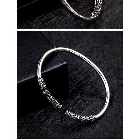 bracelet acier pour poignets  fins