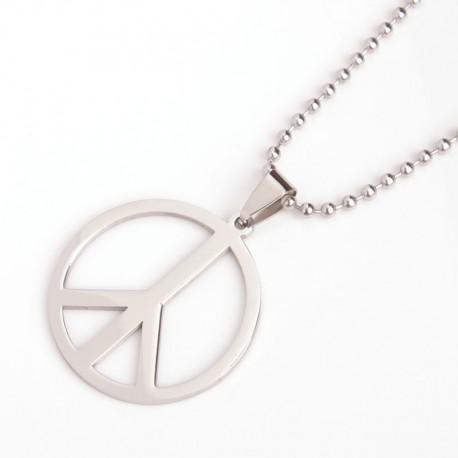 pendentif symbole de la paix