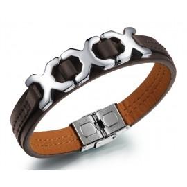 bracelet homme triple X