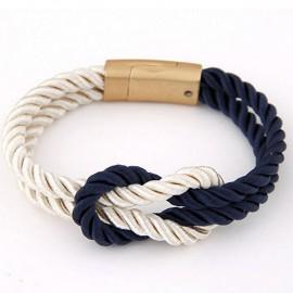 bracelet homme tressé