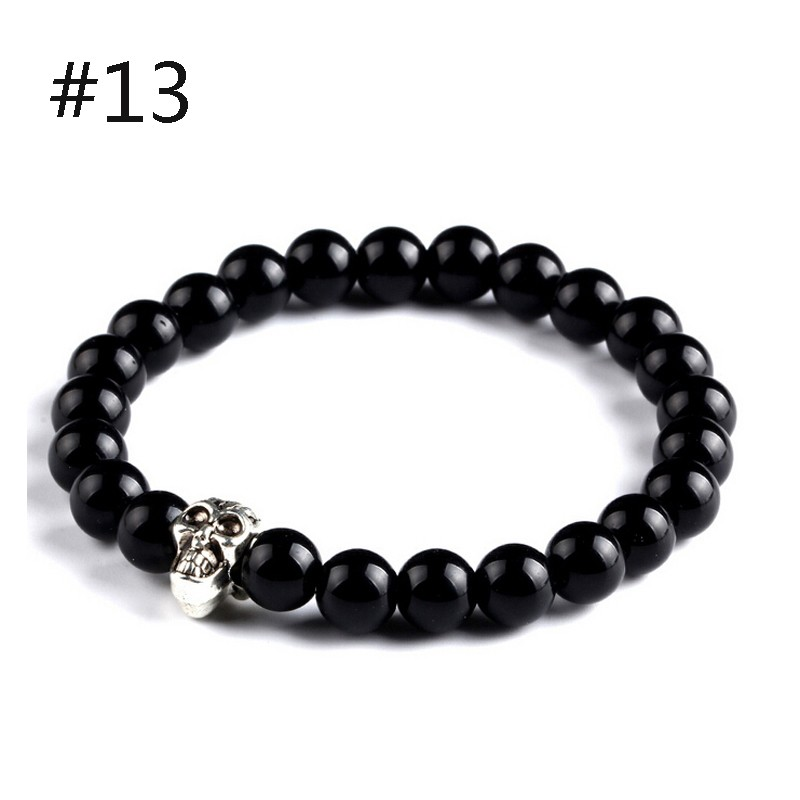 caractéristiques exceptionnelles profiter de prix discount meilleur endroit bracelet perles noires et