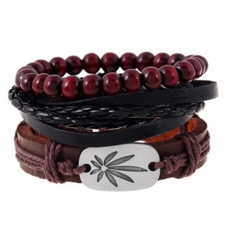 """bracelet multicouches """"zen"""""""