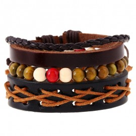 """bracelet multi couche """"l'albatros"""""""