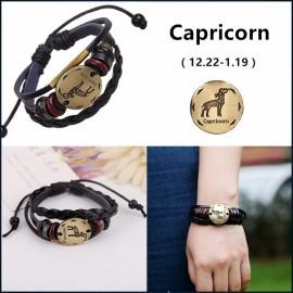 bracelet signe zodiaque capricorne
