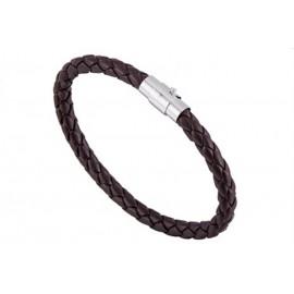 Simple bracelet en cuir